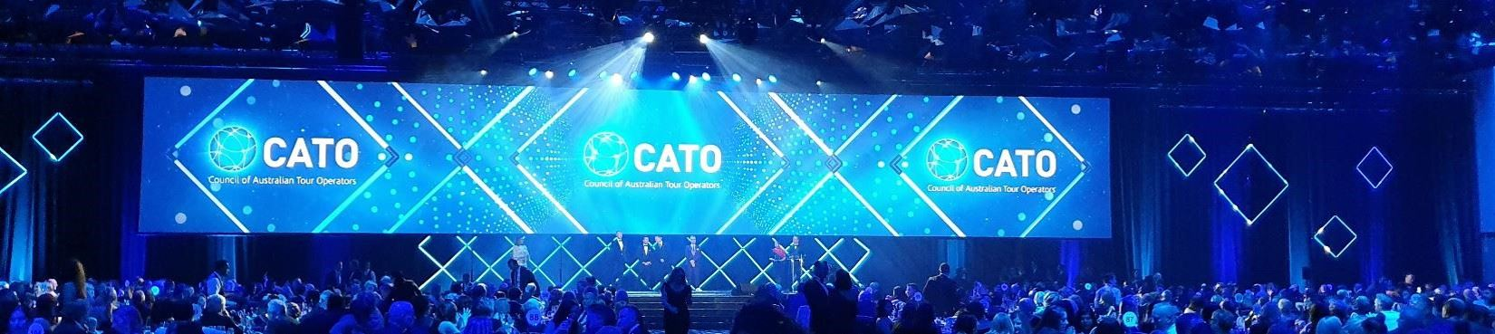 CATO Awards Opening